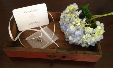 Individual Wedding Cake Charms